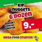 vega kipnuggets 6 dozen 9 euro