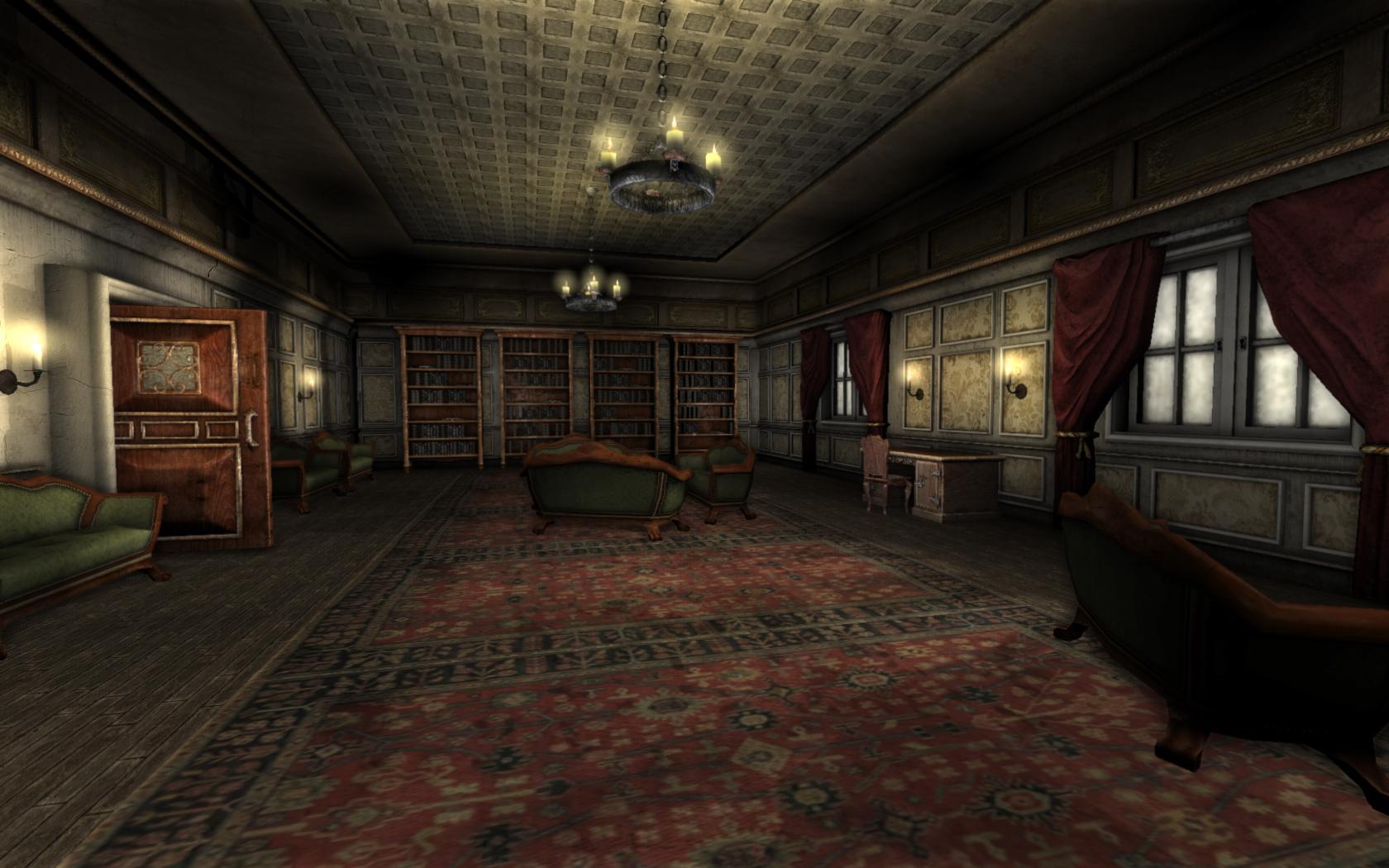 Game Mods Amnesia The Dark Descent The Abductions V10