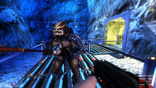 Game Mods Aliens Vs Predator Classic Redux 20 Part 2 Of 2 MegaGames