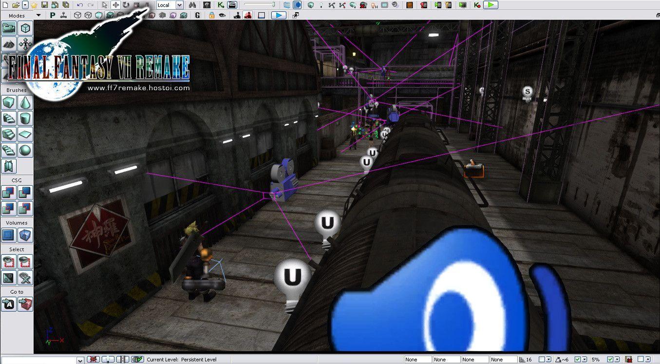 Demos PC Final Fantasy VII Remake Demo MegaGames