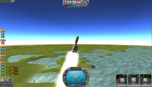 Demos PC Kerbal Space Program Demo V0132 MegaGames