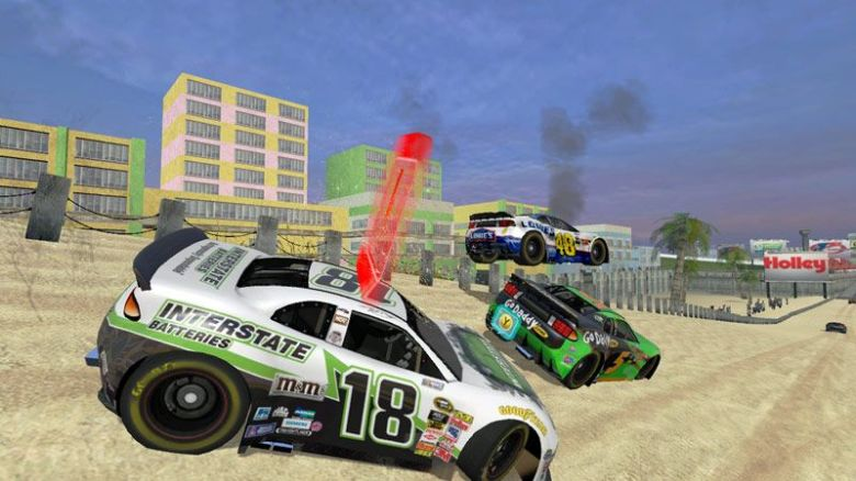 Game Cheats: NASCAR Unleashed | MegaGames