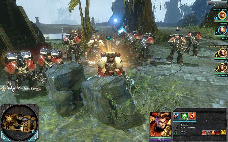 Demos PC Warhammer 40000 Dawn Of War II Demo MegaGames
