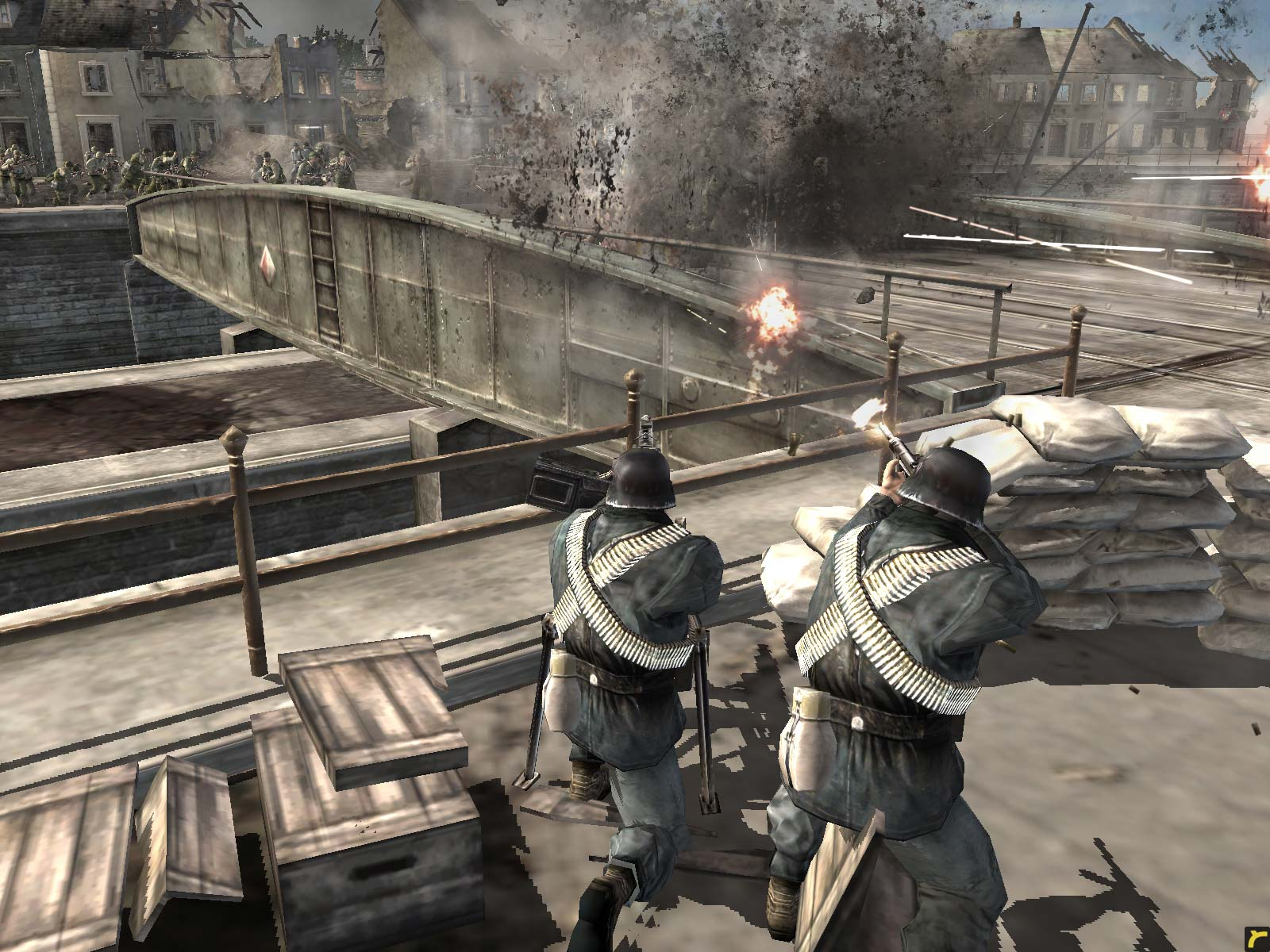 Game Patches Company Of Heroes Opposing Fronts V2300