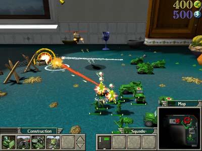 Demos PC Army Men RTS Demo MegaGames