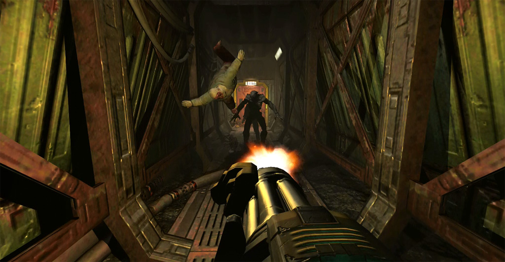 News Bethesda Warns Against Installing Doom 3 BFG Edition