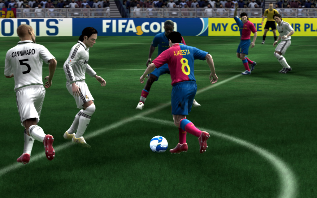 Game Patches FIFA Soccer 09 Patch 2 MegaGames