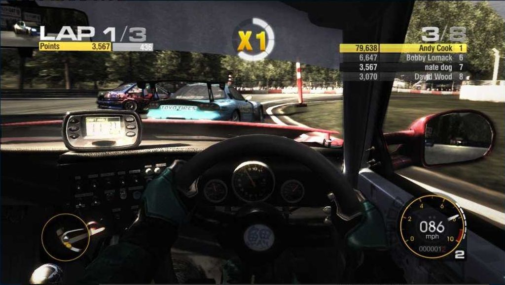 Game Patches Race Driver GRID V12 Patch MegaGames