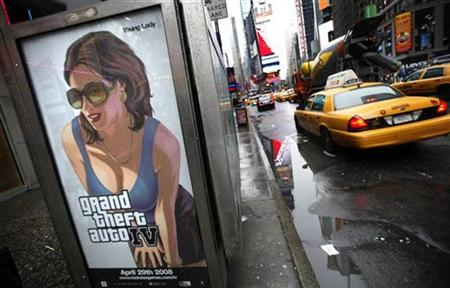 News Take Two Sues Chicago Transit For Pulling Off GTA IV