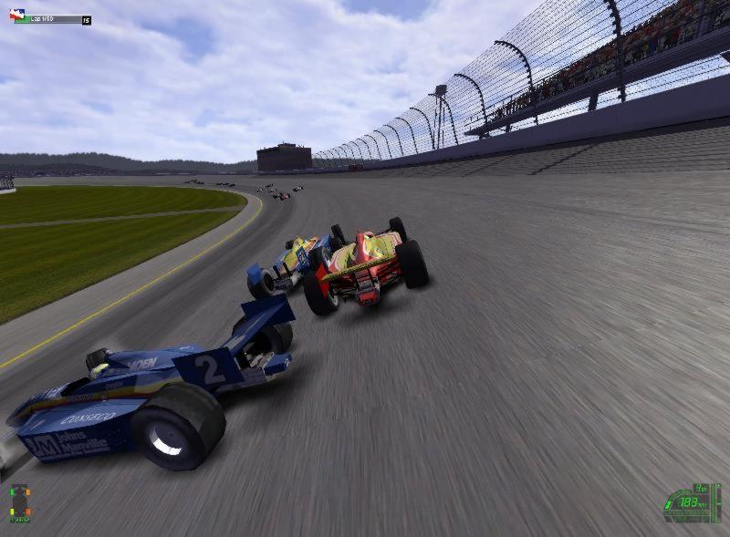 Demos PC IndyCar Series PC Demo MegaGames