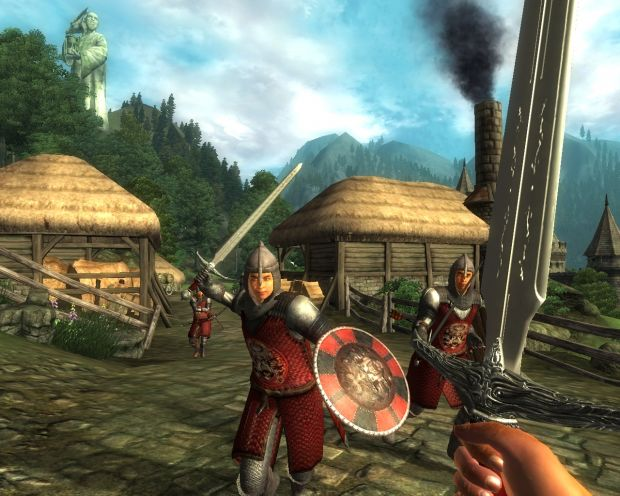 Witcher 3 Armor Mod Skyrim