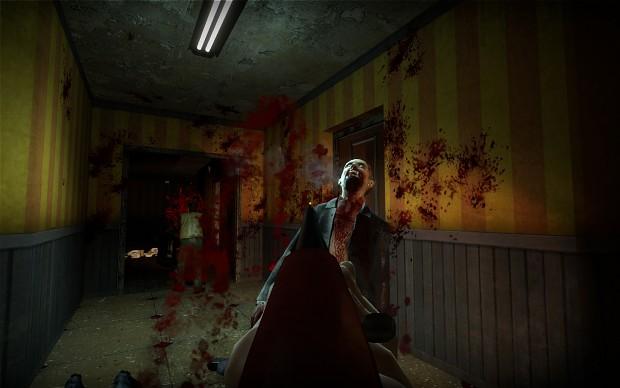 Game Mods Half Life 2 No More Room In Hell V106 MegaGames