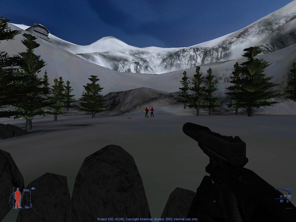 Demos PC IGI 2 Cover Strike Single Player Demo 2