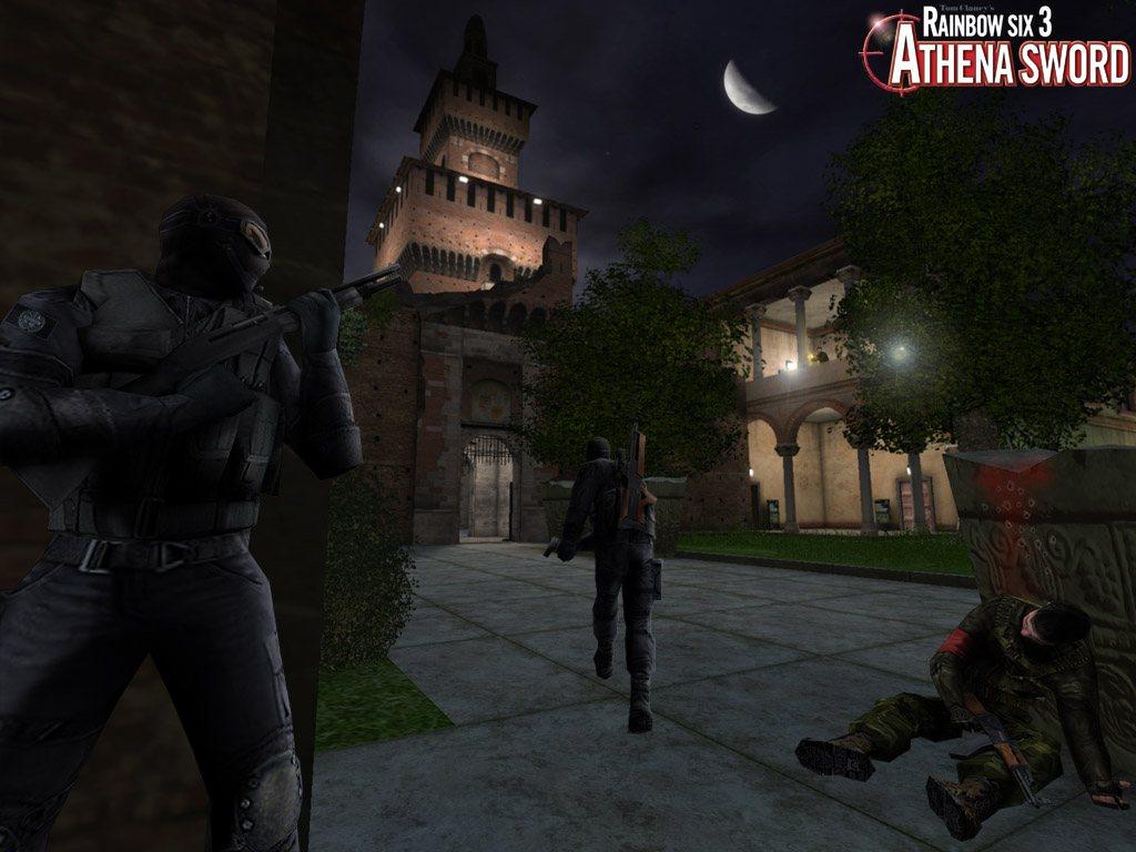 Game Cheats Rainbow Six Athena Sword MegaGames