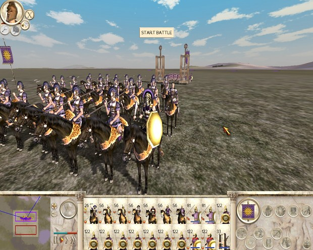 Mods War Faction Rome Total