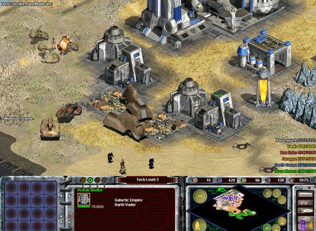 Demos PC Star Wars Galactic Battleground Demo MegaGames