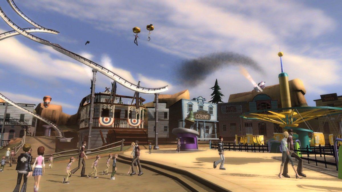 Demos PC Thrillville Off The Rails Demo MegaGames
