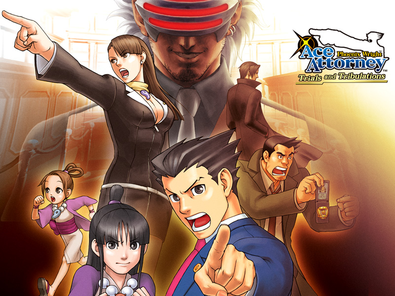 News Play Ace Attorney Online For Free MegaGames
