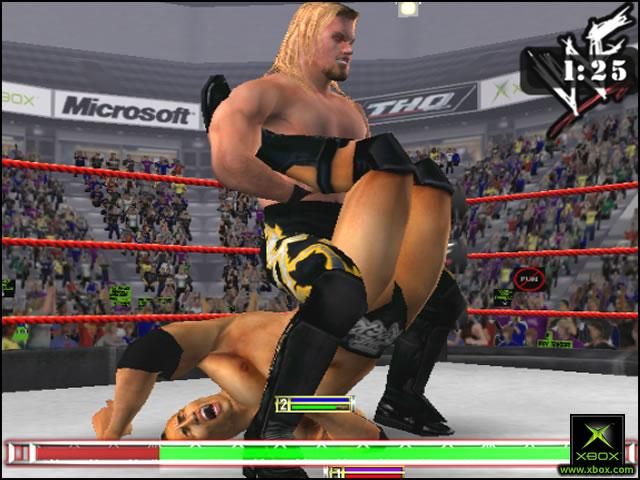 Demos PC WWF Raw Demo MegaGames
