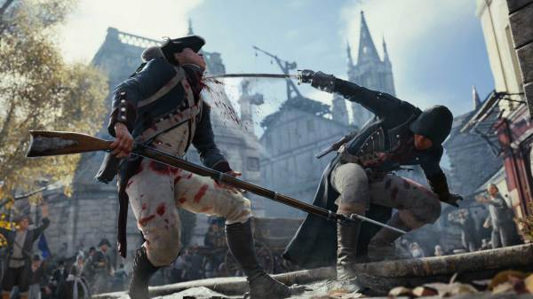 Game Fix / Crack: Assassin's Creed: Unity v1.0 All No-DVD ...