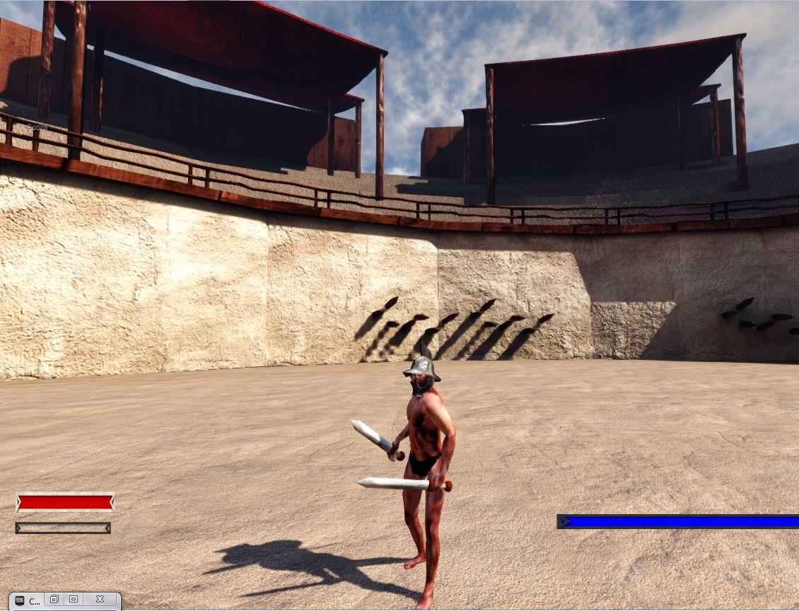 Demos PC Gladiators Of The Arena Demo V05 MegaGames