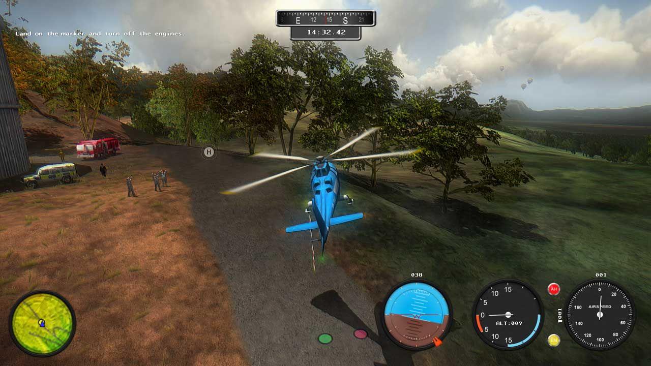 Demos PC Helicopter Simulator SearchampRescue Demo MegaGames