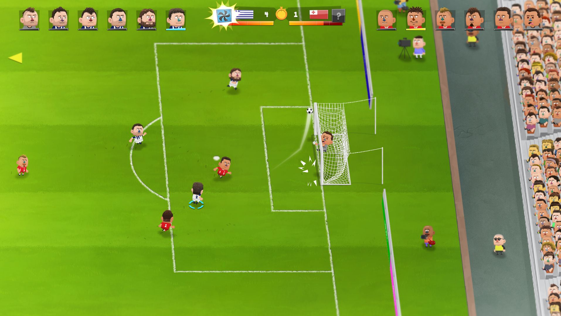 Demos: PC: Kopanito All-Stars Soccer Demo V0.1.2