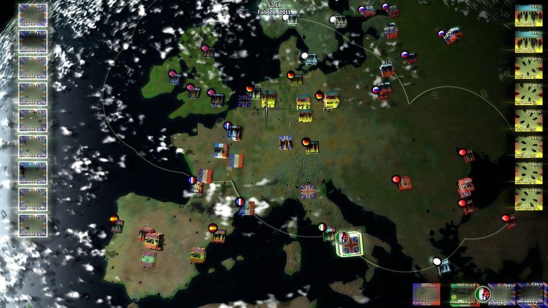 Best Armies World 5