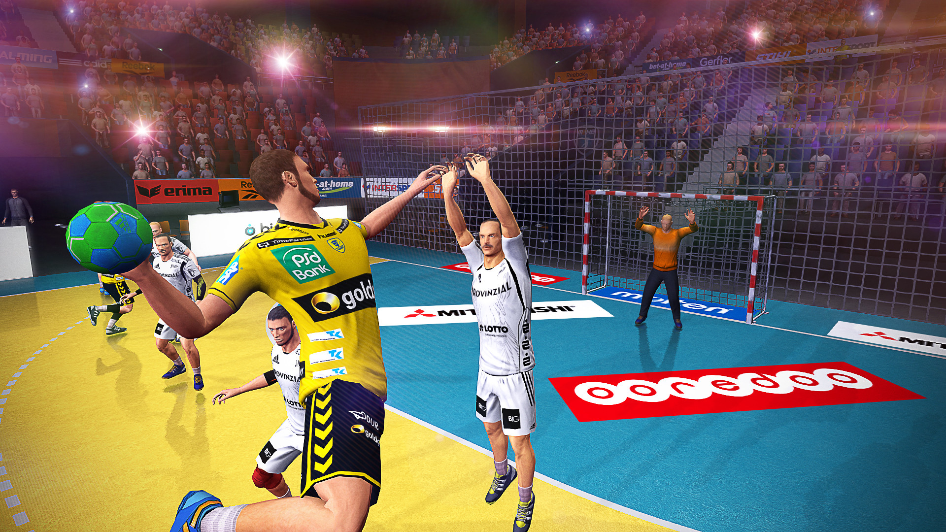 Game Fix Crack Handball 16 V10 All No DVD Codex
