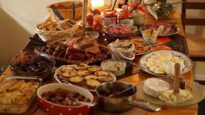 Cenas navideñas