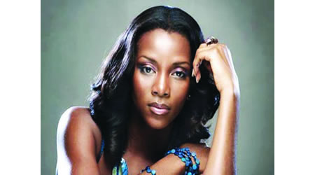 Genevieve Nnaji stars in Hollywood
