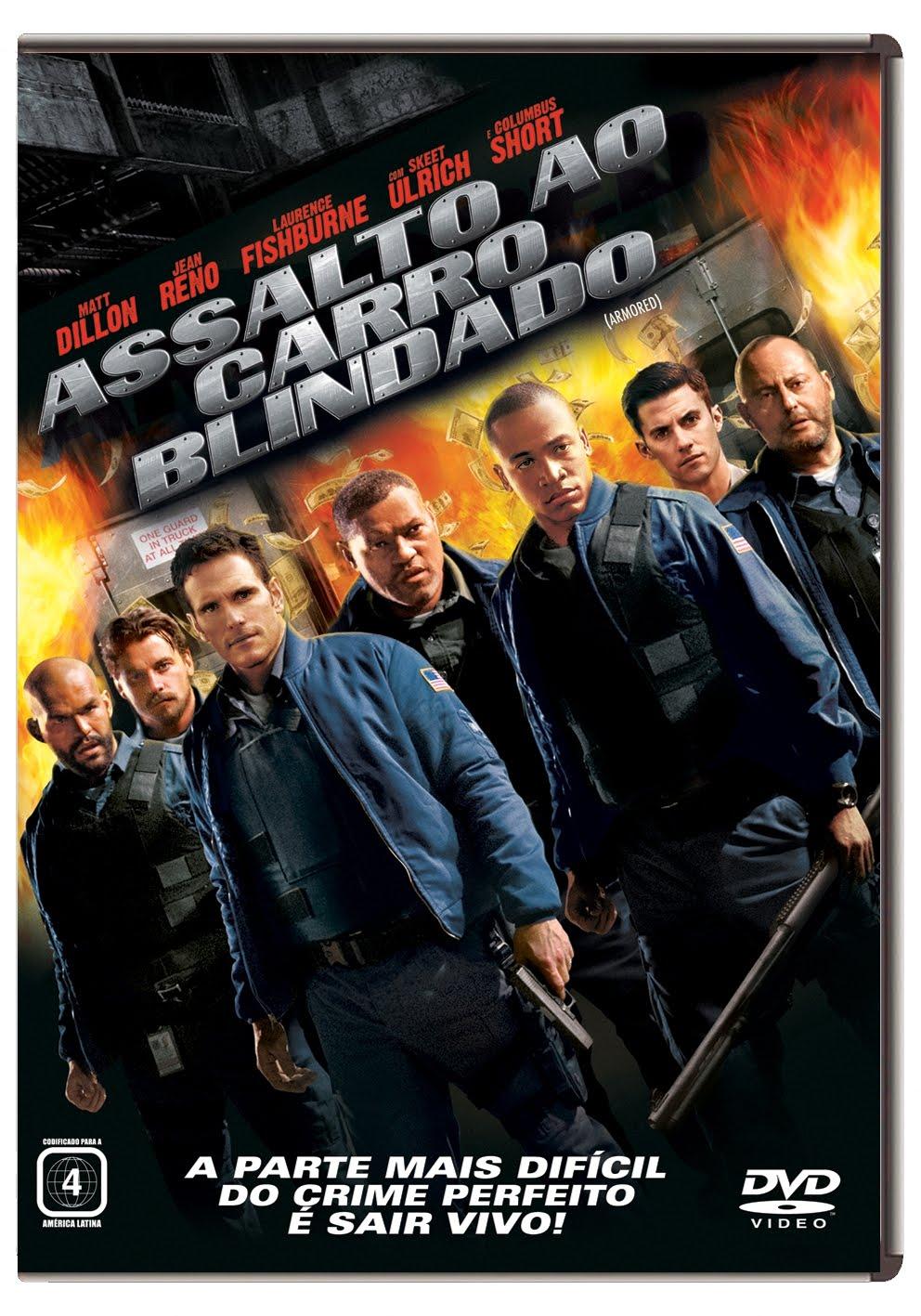 Poster do filme Assalto ao Carro Blindado