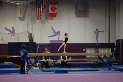 Swingtime Invitational 2010 Beam - Level 3 Pre-team