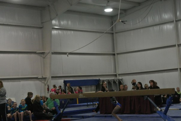 Ice Breaker Invitational 2012 Beam Landing - Level 5