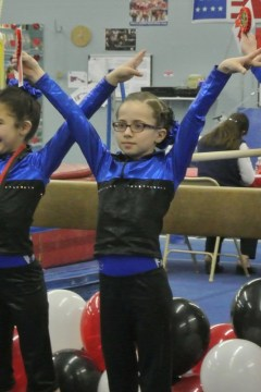 Queen of Hearts Invitational 2012 Vault Awards - Fourth - Level 5