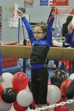 Queen of Hearts Invitational 2012 Bars Awards - Second - Level 5