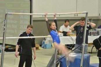 Idaho State Championships Bars Tap Swing - Level 5
