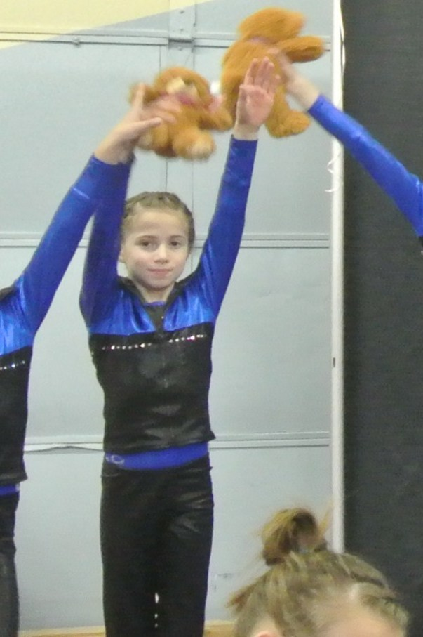 Teddy Bear Classic 2012 All-Around Awards - Eighth - Level 6