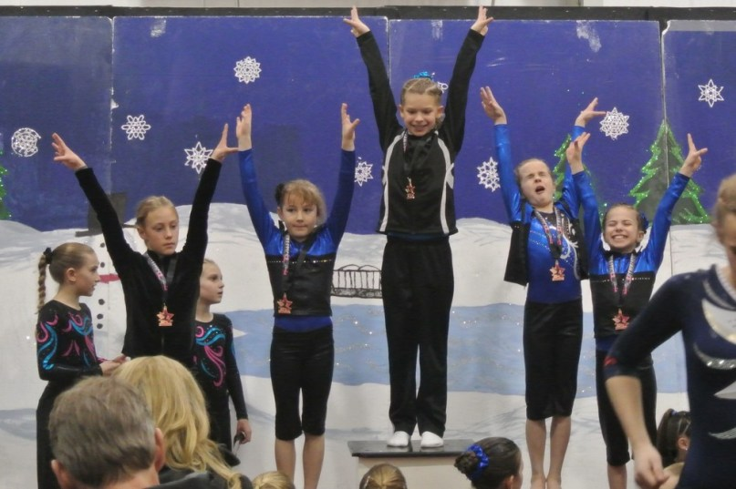 Ice Breaker Invitational Vault Awards - Fourth - Level 6