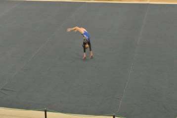 Pot of Gold Invitational 2013 Floor Back Handspring - Level 6