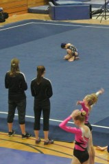 Idaho State Championships 2013 Floor Dramatic Pose - Level 6