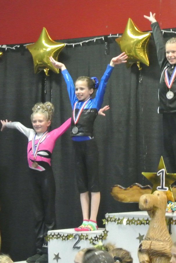 Idaho State Championships Bars Awards - Second - Level 6