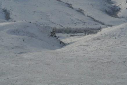 Hiding Place of Nez Perce before Battle of Whitebird