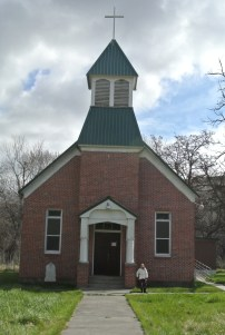 Spalding Church