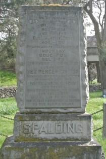 Spalding Gravestone
