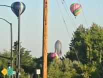 Saturday Balloon Launch 12