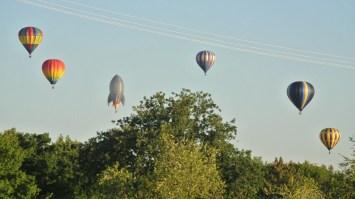 Saturday Balloon Launch 19