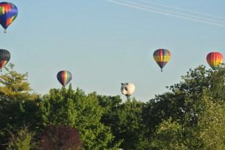 Saturday Balloon Launch 21