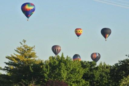 Saturday Balloon Launch 24