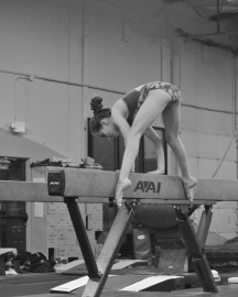 Intrasquad Meet 2013 Beam - Level 7 - Now to mount the beam